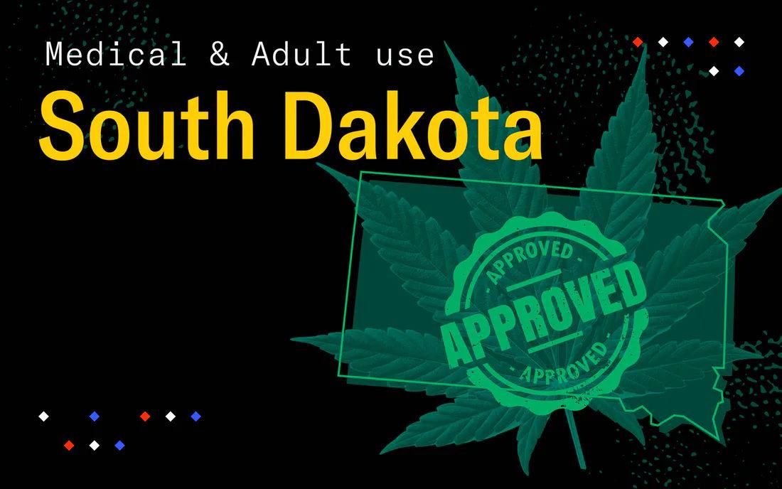 South Dakota Lawmakers Advance Marijuana Legalization Bill