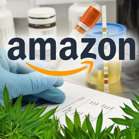 Amazon Will Stop Testing Job Applicants For Cannabis