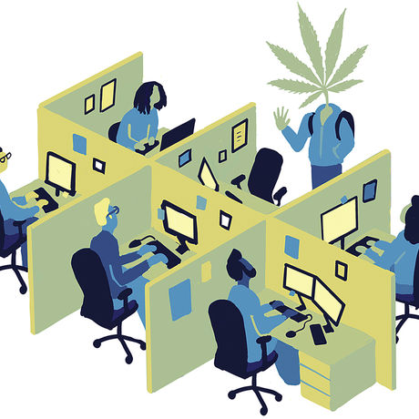 Legalization Linked To Fewer Workers' Compensation Claims