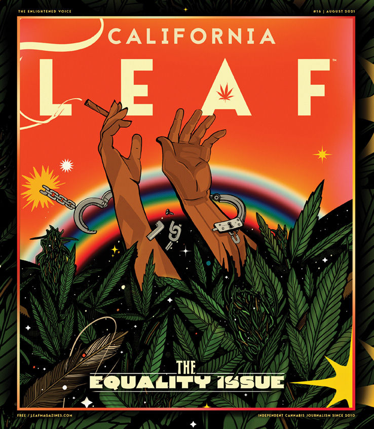 2021 Equality Issue cover.