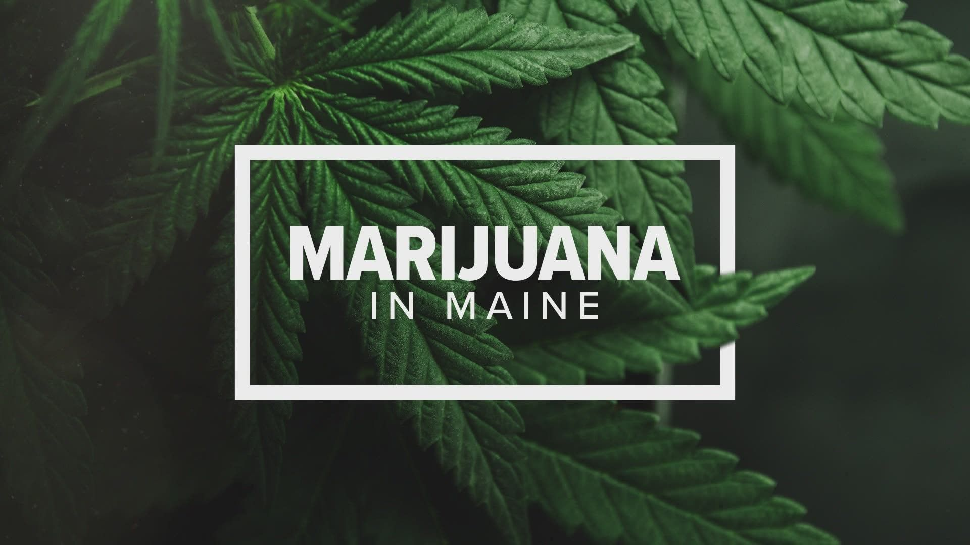 90% Of Maine Towns Still Don't Allow Adult-Use Weed Sales