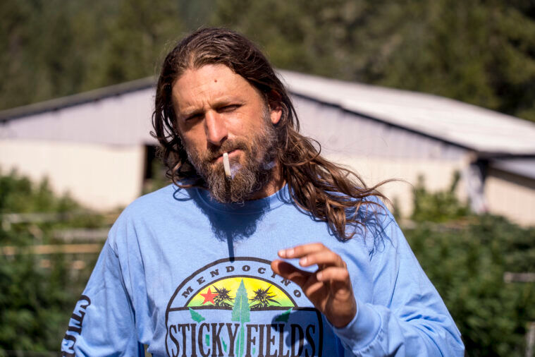 Jesse Robertson, the legacy grower behind Sticky Fields, is a true Stoner Owner.
