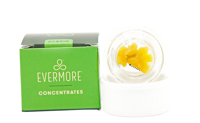 Evermore Tinsel Town Mints Live Resin