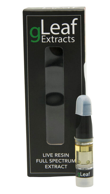 gLeaf Extracts Grape Lime Rickey Cartridge