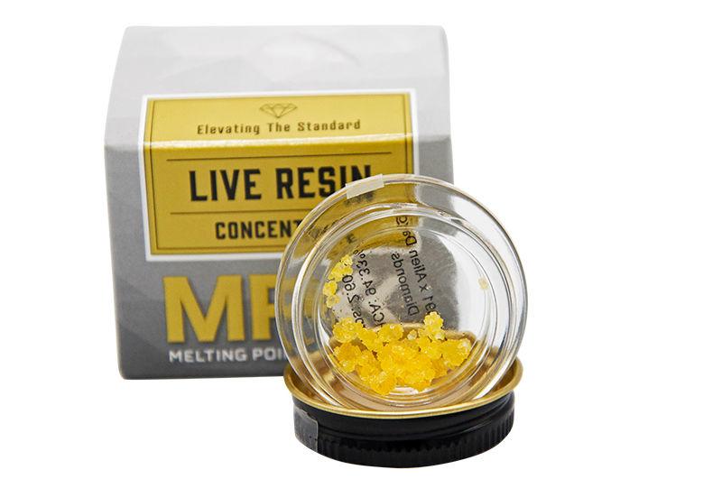 MPX Chem91Alien Live Resin