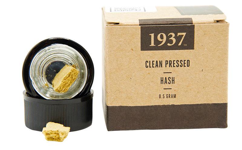 1937 Clean Pressed Hash