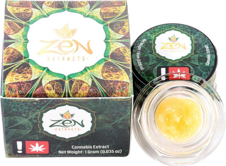 Banana Breath badder by Zen Extracts