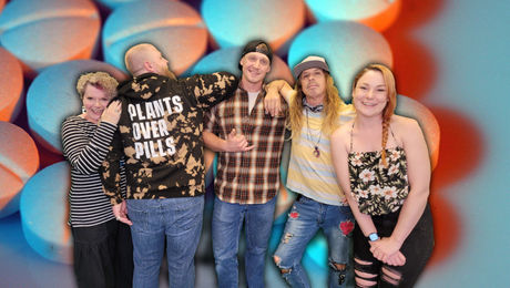 Show #118 – Addiction and Cannabis