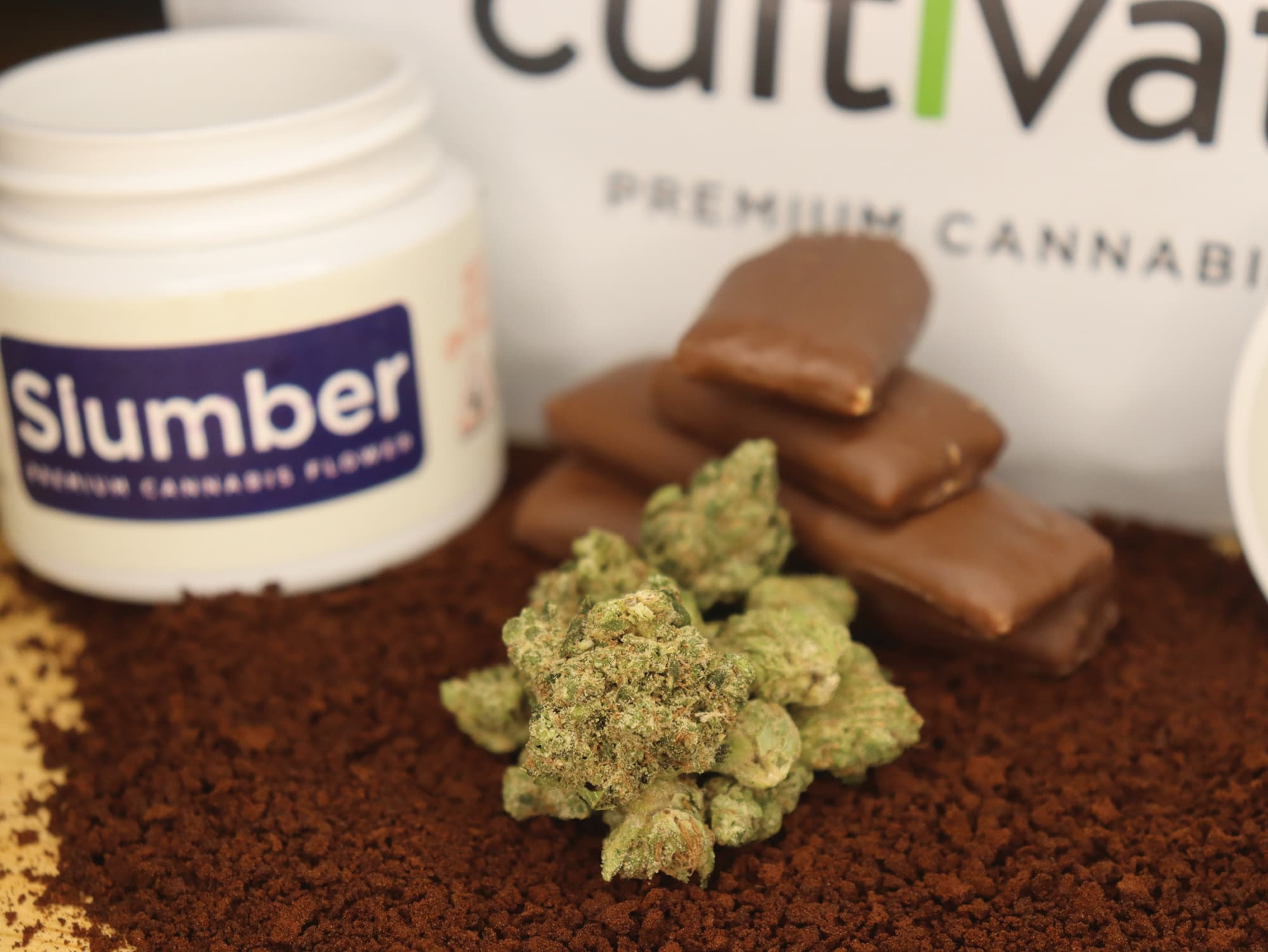 Slumber's Chocolate OG from Cultivate