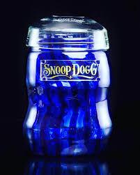 Snoop Dogg's one-pound nug jar